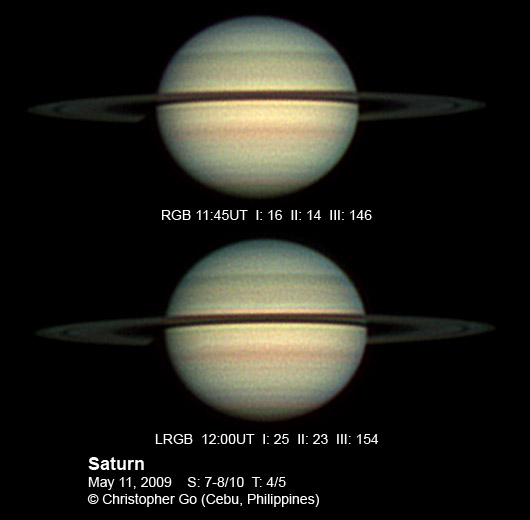 weather on planet saturn - photo #1
